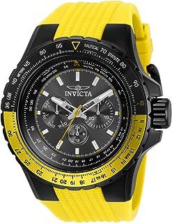 Aviator Quartz Black Dial Men's Watch 33038