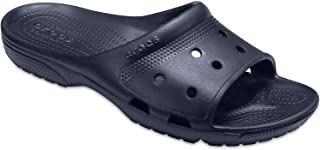 crocs Unisex's Navy Flip Flops Thong Sandals-5 Men/ 6 UK Women (M6W8) (205315-410-M6W8)