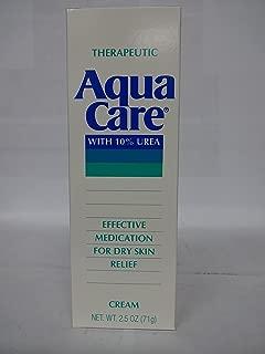 Aqua Care Cream 10% Urea 2.5 oz