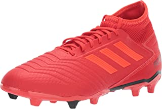 adidas Mens Predator 19.3 Firm Ground Soccer Shoe
