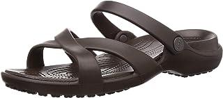 صندل ميلين كروس للنساء من كروكس | صنادل للنساء | أحذية مائية