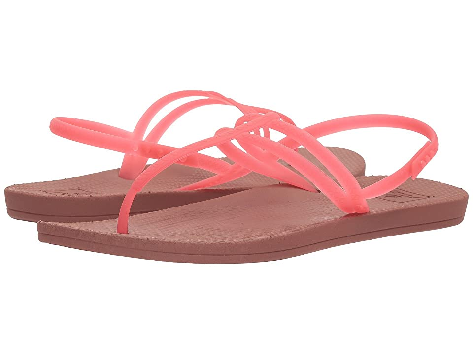 Reef Escape Lux T (Hot Pink) Women