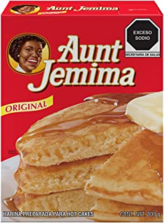 Aunt Jemima, Harina para hot cakes tradicionales Aunt Jemima, 800 gramos
