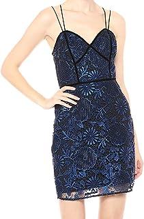 GUESS womens Sleeveless Adina Dress Dress