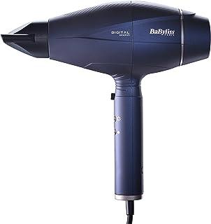 BaByliss 6500e secador de pelo, Azul
