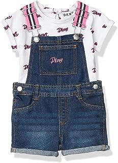 DKNY Baby Girls' Shorts Set