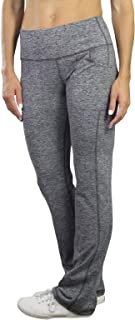 Jofit Women's Athletic Clothing Straight Pull-On Style Golf Pants, Fitted Athletic Clothes