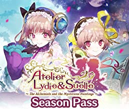 Atelier Lydie And Suelle Season Pass - PS4 [Digital Code]