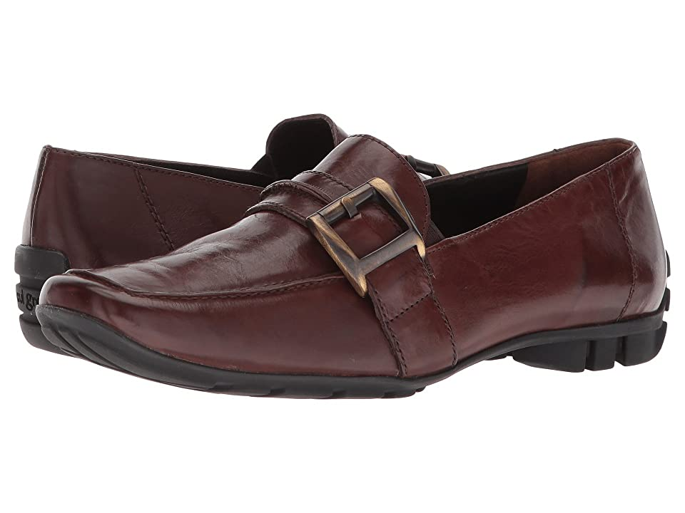 Paul Green Neutron Loafer (Saddle Leather) Women