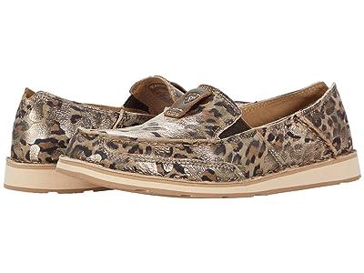 Ariat Cruiser (Metallic Leopard) Women