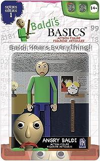"Baldi's Basics 5"" Action Figure (Angry Baldi)"