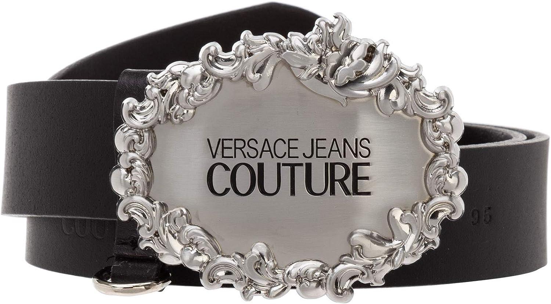 Versace Jeans Couture hombre cinturón nero 100 cm