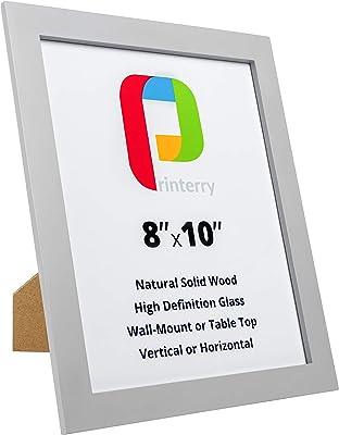 Dennis Daniels Gallery Woods Picture Frame 8 x 10 Inches Ebony Finish Dennis Daniels Designs W4108E