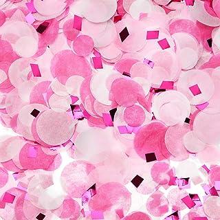 88bee8a580f7 Confeti de Papel Confeti de Mesa para Decoración de Fiesta de Boda  Cumpleaños, 1,