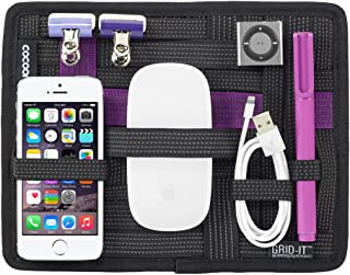 Cocoon Grid-It Organizer オーガナイザー iPadバッグ GCA7BK ブラック / パープル 18777