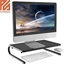 PUTORSEN® Soporte de Monitor pc de Premium - Elevador de