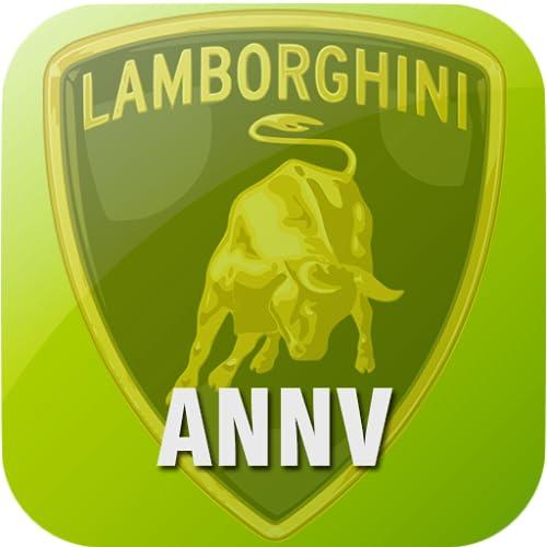 Lamborghini Countach Annv