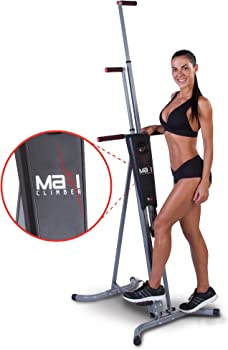 MaxiClimber Total Body Workout Home Gym Exercise Equipment + $31 Credit