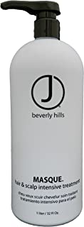 J Beverly Blue Hills Masque Hair and Scalp Intensive Treatment 32 oz