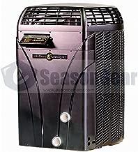 AquaCal HeatWave SuperQuiet SQ166R Heat Pump, 126000 BTU, Heat & Cool, SQ166ARDSBNN, 690449050652