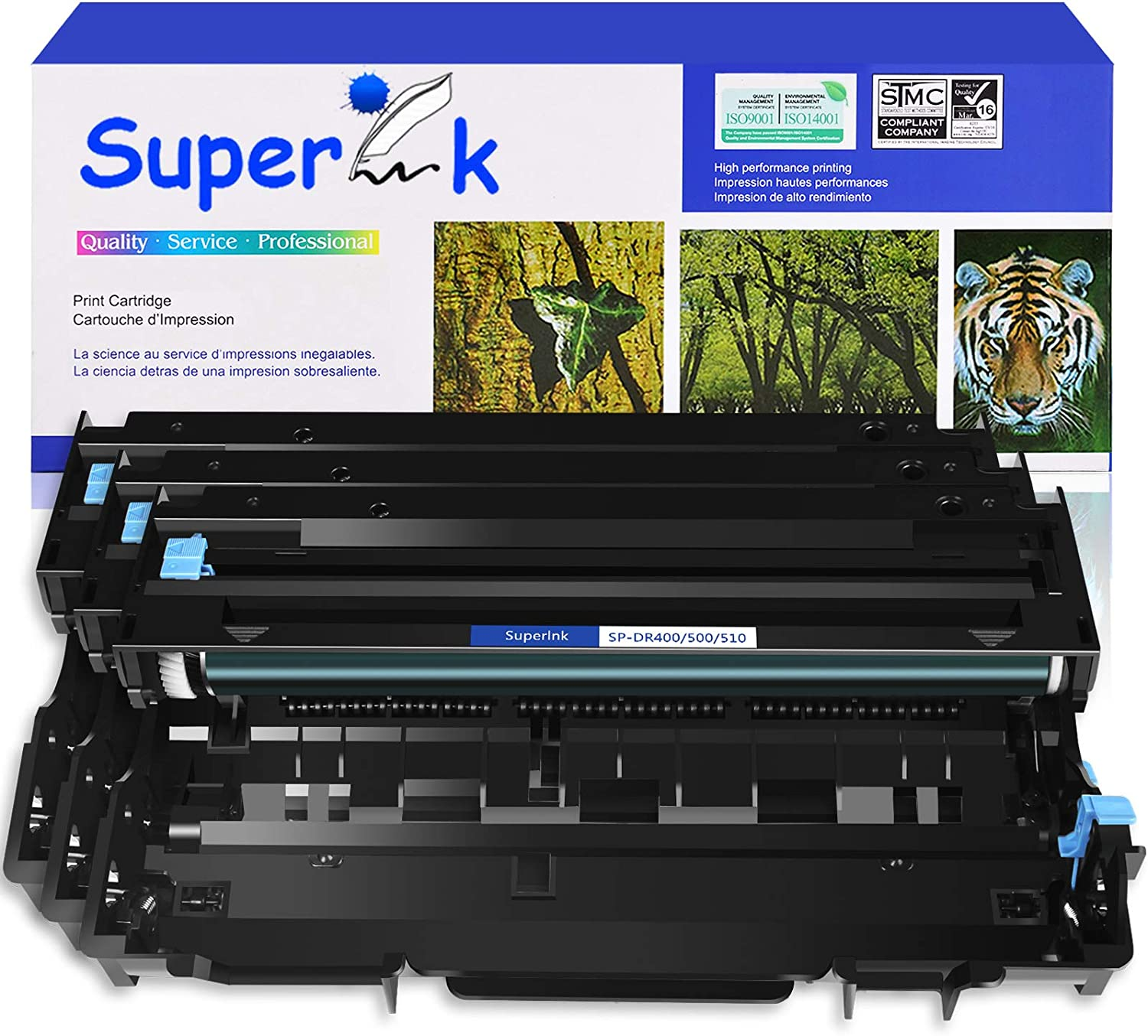 USUPERINK Compatible Drum Unit Replacement for DR510 Some reservation Brother Max 47% OFF DR-