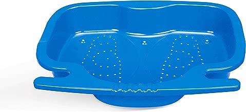 Intex 29080E B00GSPHTLY Foot Bath Pool Ladders, 1 Pack, Blue