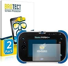 BROTECT Protection Ecran compatible avec Vtech Storio Max 2.0 [2 Pièces] - Utra Clair