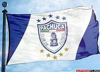 Pachuca Flag Banner 3x5 ft Tuzos Mexico Futbol Soccer Bandera