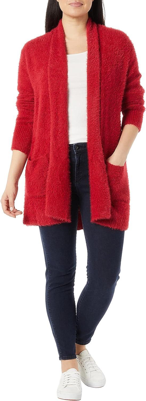 公式通販 AmeriMark Women's Eyelash Sweater Cardigan 期間限定