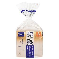 超熟 8枚スライス[到着日+1日 賞味・消費期限保証]