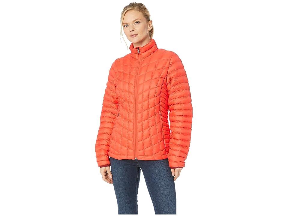 Marmot Featherless Jacket (Scarlet Red) Women