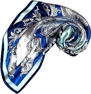 Italian Scarf Silk Satin 35x35