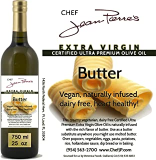 Butter Olive Oil 750ml (25oz) Certified Ulta Premium …