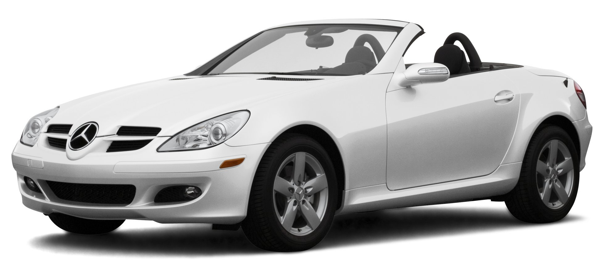2007 Porsche Boxster, 2-Door Roadster, 2007 Mercedes-Benz SLK280 3.0L, 2-Door Roadster ...