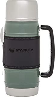 Stanley Quadvac Legendary Vacuum Insulated Food Jar – Stainless Steel, Naturally BPA-free...