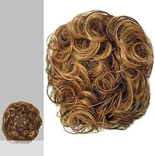 Estetica Design TOPTRESS PULL THROUGH ELASTIC WIGLET Womens Wig R4-8 Color