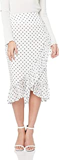 Ministry of Style Women's Illusion Skirt
