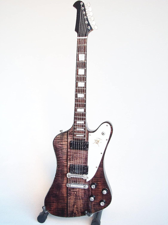 Guitarra en miniatura epiphone Slash Firebird