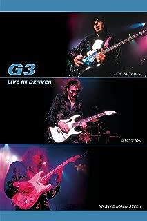 G3: Live in Denver