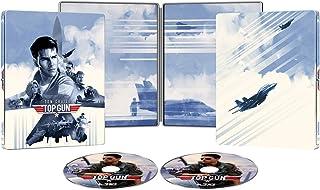 【Amazon.co.jp限定】トップガン TV吹替初収録特別版 4K Ultra HD+ブルーレイ (初回限定生産) スチールブック仕様[4K ULTRA HD + Blu-ray]