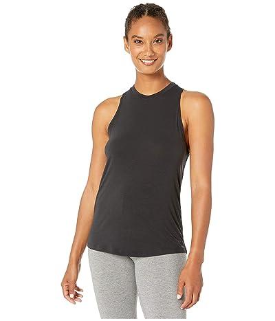 New Balance Transform Jersey Twist Tank (Black) Women