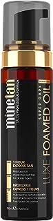 MineTan Luxe Foamed Oil Dark Foam