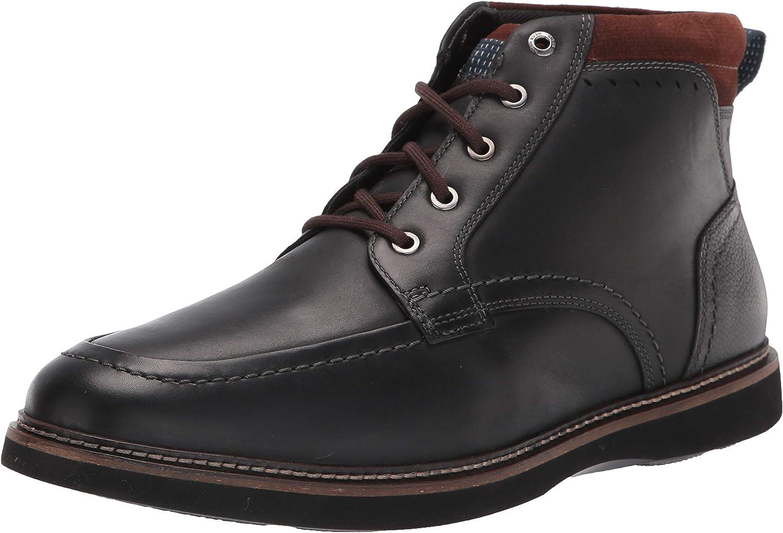 Nunn Bush Men's Ridgetop Moc Toe Max 88% Portland Mall OFF an with Chukka Comfort Gel Boot