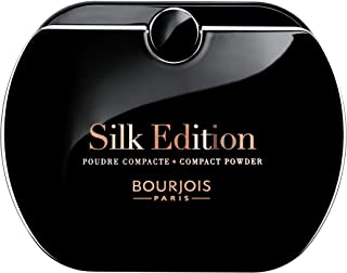 Bourjois Poudre Compacte Silk Edition Powder - 52 Vanilla, 9 g / 0.32 oz