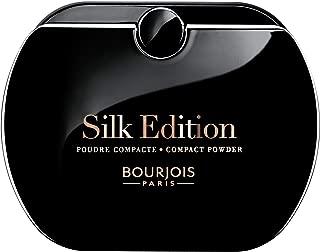 Bourjois Silk Edition Compact Powder - 52 Vanilla, 9 ml