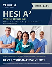 HESI A2 Study Guide 2020-2021: HESI Exam Review with Practice Test Questions for the Admission Assessment Examination PDF