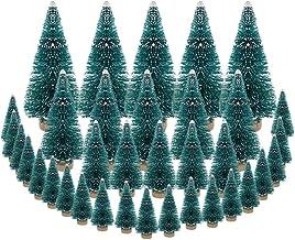D/écorations Lumineuses D/écorations de No/ël Traditionnelles TOYLAND Ensemble de sc/ène de Village Lumineux DE 12 pi/èces