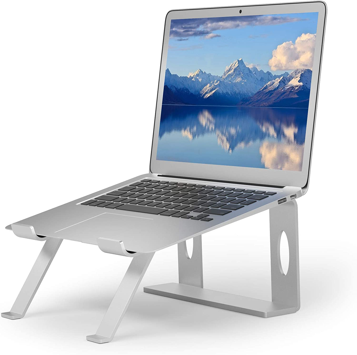 Quality inspection Laptop store Stand for Desk NEARPOW Computer Ex with