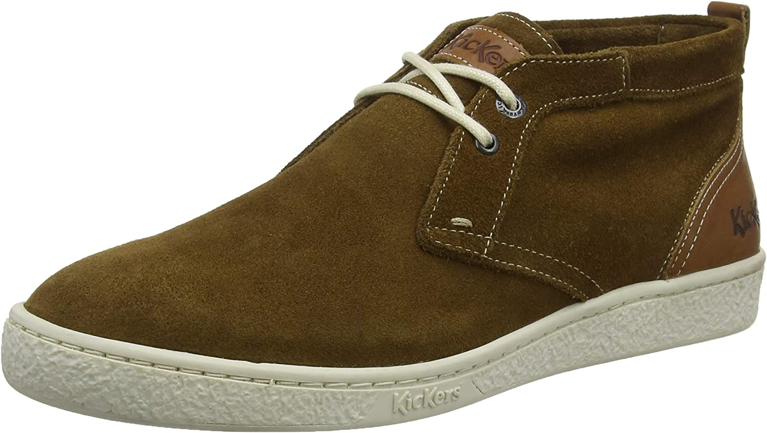 Kickers Men's Sanper Hi-Top Trainers