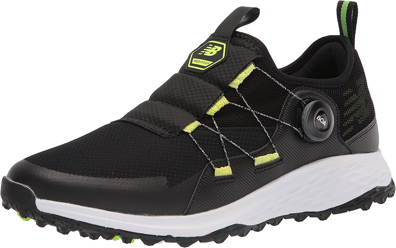 New Balance Men's Fresh Foam Pacesl Golf High quality new Shoe Boa famous